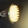 LED bulbs warm white (3000K)