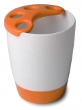 Toothbrush holder Coordinados Orange